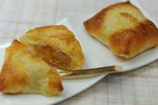 夏みかんの餅パイ