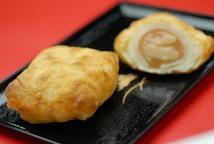 完熟林檎の餅パイ