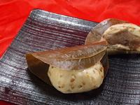 金のごま麩餅